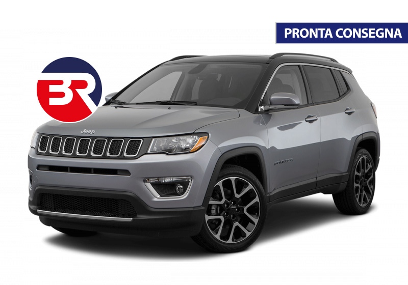 Jeep Compass Limited in pronta consegna