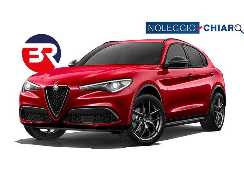 Alfa Romeo Stelvio Sport Tech