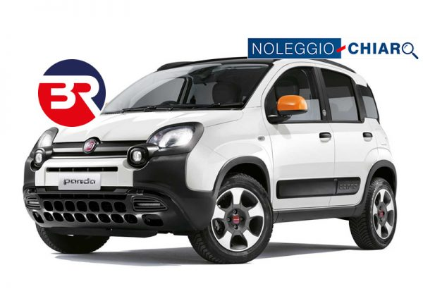 Fiat Panda Hybrid City Cross