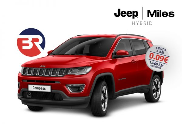Jeep Compass Hybrid Plug In