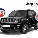 Jeep Renegade Hybrid Plug In