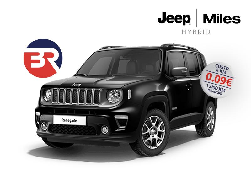Jeep Renegade Hybrid Plug In