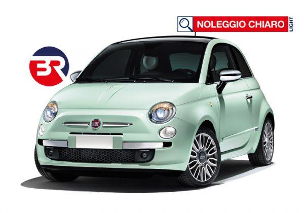 Fiat 500 Hybrid Cult